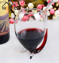 creative 300 ml vampire wine glass /Juice glass Cup/ Drink Glass
