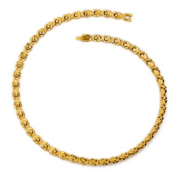 a132d05dedf9 2019 última tendencia de oro de la joyería de acero inoxidable collar ...