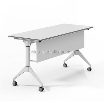 Office Furniture Foldable Training Desk Odeon Buy Foldable - Foldable training table