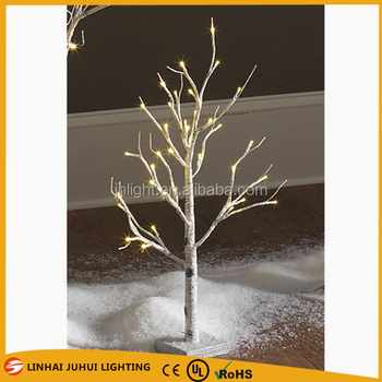 "Timer LED Lighted Bare Branch Twig Tree /Snow With Base Christmas 60""  ... - Timer Led Lighted Bare Branch Twig Tree /snow With Base Christmas 60"