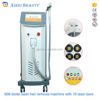 Bikini hair removal FDA 2018 ISO 808 diode laser hair removal machine