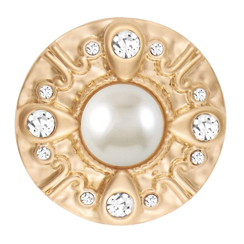 Ginger Snaps (Simulated) Gold Sydney Pearl SN31-55 (Standard Size) Interchangeable Jewelry Accessories