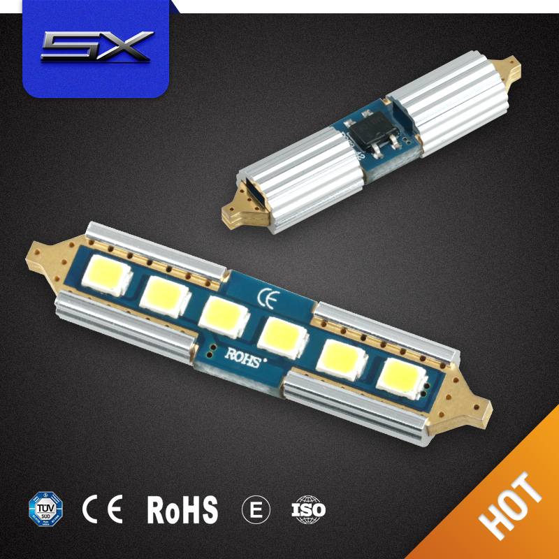 Car accessories 39mm canbus festoon led C5W interior led for car