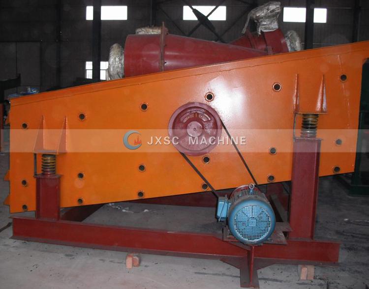 Mineral Processing Equipment Malla Vibratoria Sand Vibration Separator Sieve Machine Linear Vibrating Screen