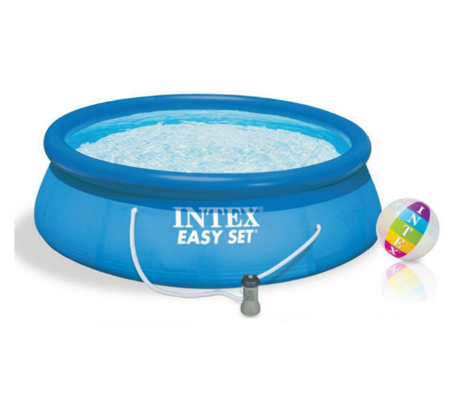 Intex Inflatable 15FT X 36IN Easy Set Swimming Pool