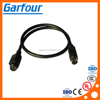 2M 6Ft Apple Mac Mini Din 8 pin Serial MF Extension cable High Quality NEW MD8 Mini Din 8 Minidin 8 pin Male-Male able