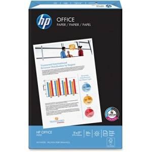 HP Inkjet Paper - Ledger/Tabloid - 11quot; x 17quot; - 20 lb - 87 Brightness - 500 / Ream - White