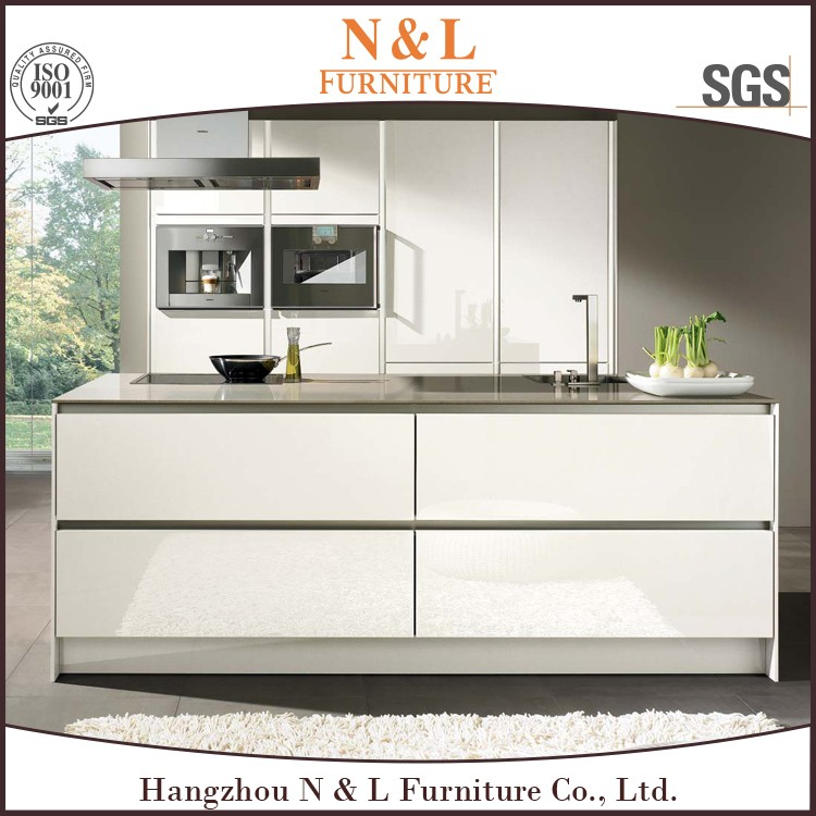 online shopping india wooden white lacquer home furniture set high gloss kitchen cabinets