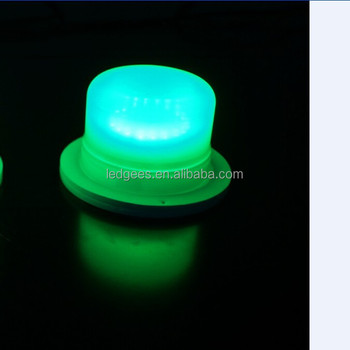 led magnetic battery operated lights remote controlled battery