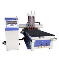 1530 Row Type ATC Wood Working CNC Router Engraving Machine