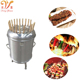 Wholesale High Quality Stainless steel Charcoal smoker camping tandoor oven