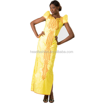 Lq140 Queency 2017 Fashion Kitenge Bazin Style Designer African Dresses For Ghana Traditional Wedding View African Dress Designs Queency Product Details From Guangzhou Head Fashion Trading Co Ltd On Alibaba Com