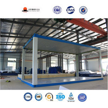 Prefabricated Modular Construction Site Flat Pack Office