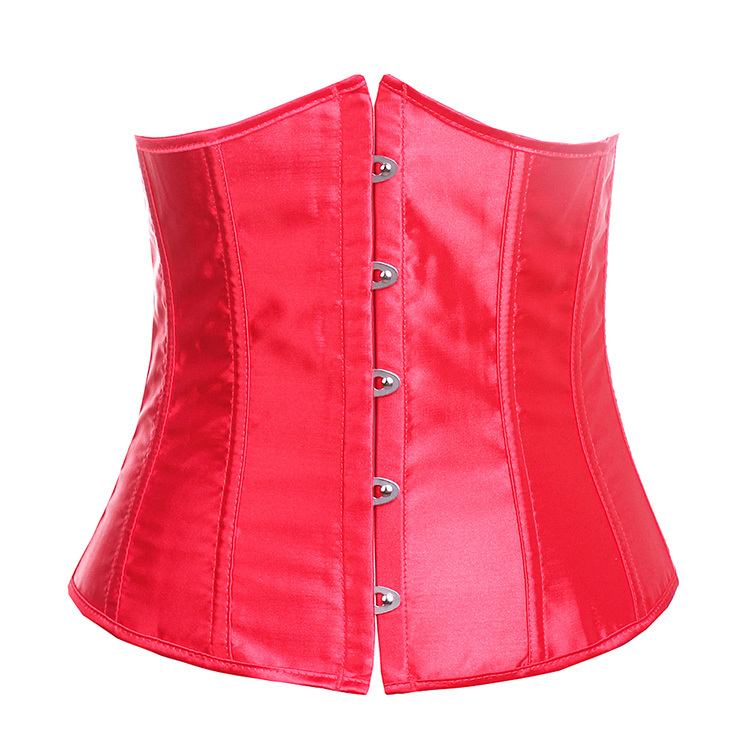 6549f49ffb78c Get Quotations · 2015 Hot sell new design Goth Underbust Corset Cupless Waist  Training Corsets Bustier Top