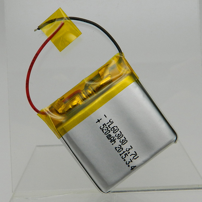 350mah 702035 lithium battery/7.4v rechargeable lithium polymer battery