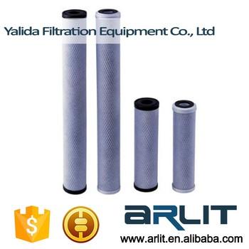 Cto/activated Carbon Fiber Filter Cartridge