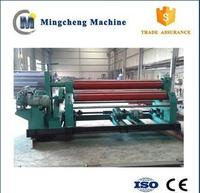 W11S rolling machine supplier prebending function plate bending rolls universal type metal sheet roller for sale