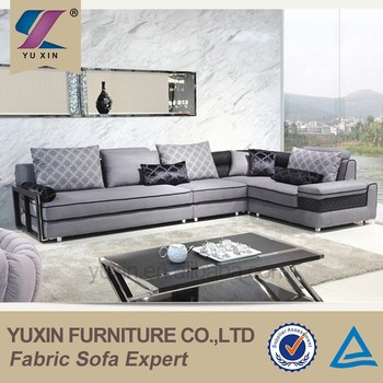 2014 Max Home Furniture Lobby Sofa Sofa Set Designs Modern L Shape