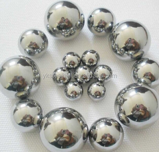 stainless steel ball tache from china factory sfera in acciaio inox