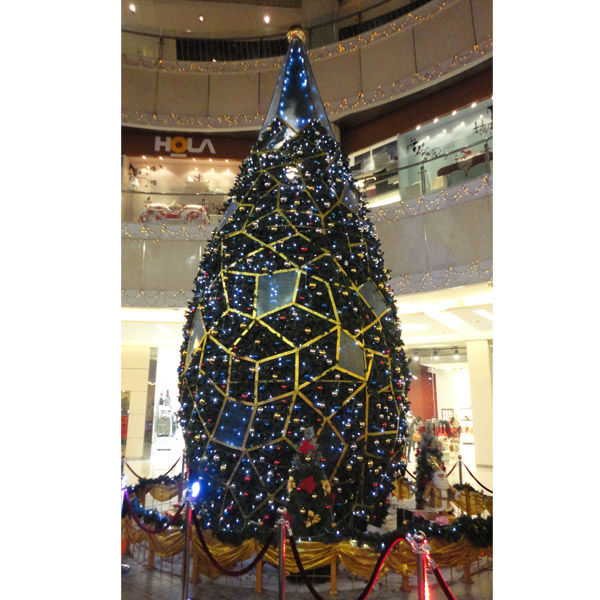 factory price giant indoor christmas tree for shopping mall decorations buy giant indoor christmas treeled christmas treewire christmas tree product on - Indoor Decorative Christmas Trees