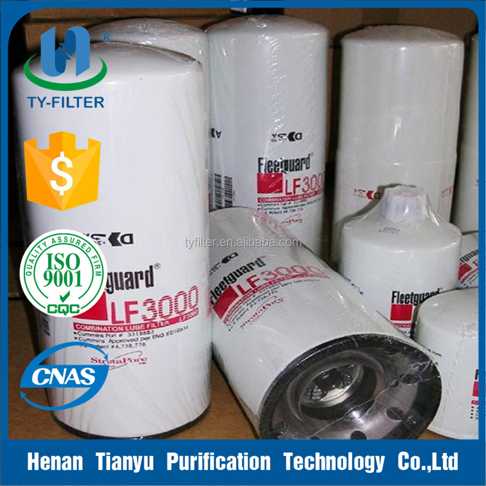 Fleetguard Fuel Filter Lf3000 - Buy Fleetguard Fuel Filter Lf3000,Fleetguard  Fuel Oil Filter Element Lf3000,Fleetguard Fuel Oil Filter Cartridge Lf3000  ...