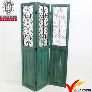 Antique Chinese Wooden Room Divider, wooden room screen