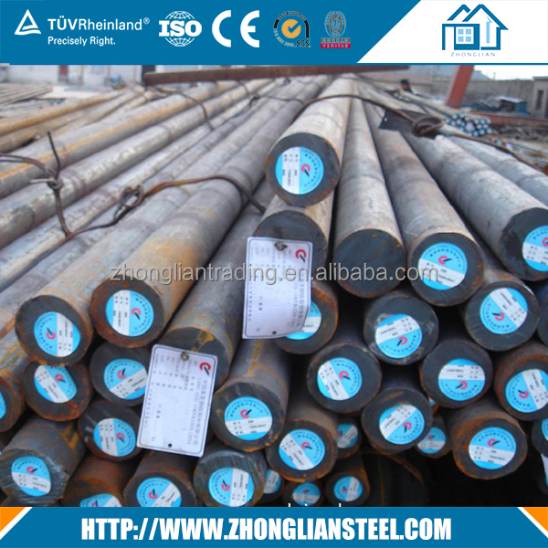 Hot rolled mild steel a36 carbon round bar manufacturer