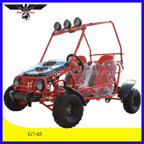 125cc Gas Powered Utility Go Cart (G7-05)
