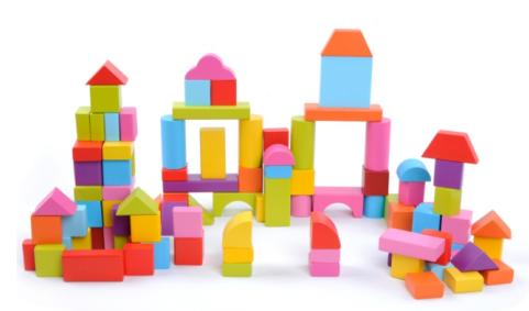 juguetes educativos para nios juego de aprendizaje de matemticas juego de bloques de madera de juguete