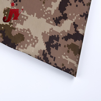 China Factory Wholesale Camouflage Printing 600D*300D PVC Coated Dye for Bags Tents Polyester Oxford Fabric