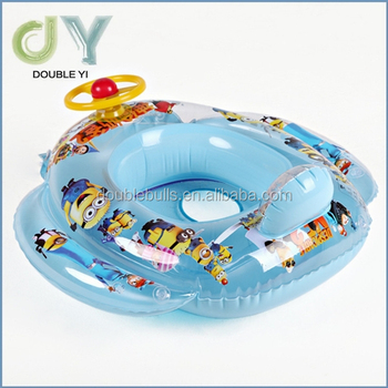 Custom Promotional Gifts Junior Ride In Baby Swim Ring Tube Pool Float Boat  Seat Inflatable Ride On Swim Ring - Buy Inflatable Ride On Swim ...
