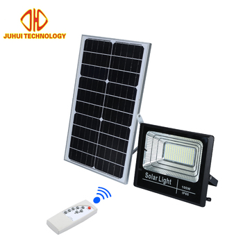 Latest product waterproof abs smd outdoor ip67 25w 40w 60w 200w solar led floodlight