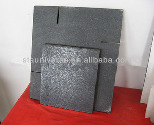 (CE/SGS) low price Silicon Carbide/sintered silicon carbide refractory plate