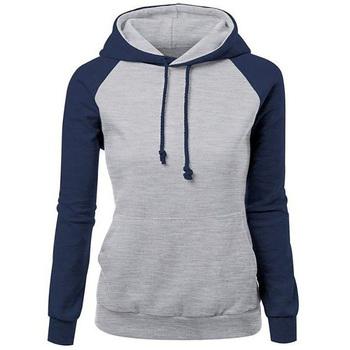 Wholesale Women Hoodies Two Color Trendy Hoodies - Buy ... 54ef31b8c9