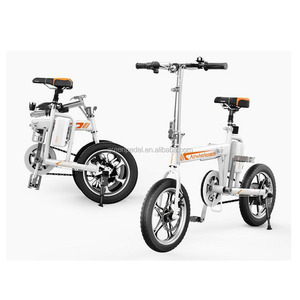 Airwheel R5 China folding bike ; electric bicycle