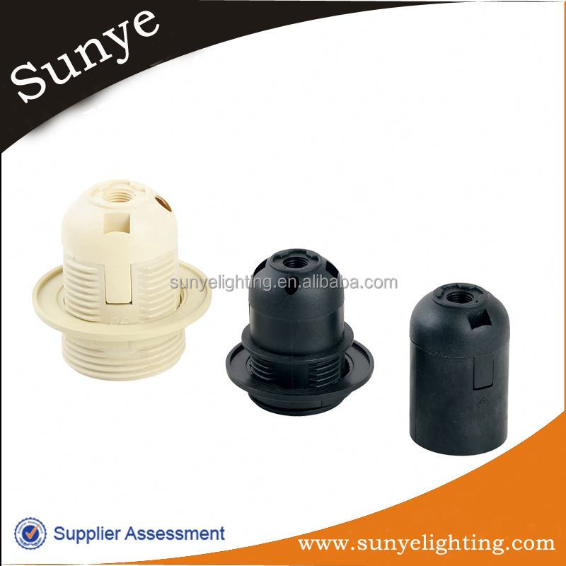 CE, VDE,SAA, RoHS, E27 Light Socket ,Bulb holder,pir motion sensor lamp holder e27