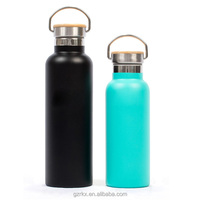 Pure Flask Insulated Water Bottle for Sport Hydration 750ml,Stainless Steel Water Bottle BPA Free,Durable Paint with Wide Mouth