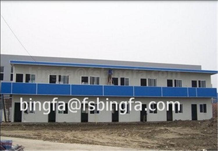 China bajo costo casa prefabricada modular prefabricada t - Casa prefabricada modular ...
