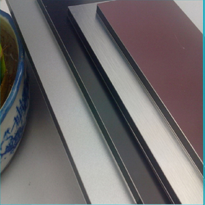 ACM Aluminium Composite Panel Aluminium board 4mm