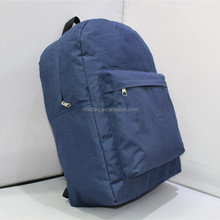 New design hemp backpack light weight simple backpacks for students
