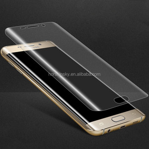 Good Quality Ultra Clear PET Screen Protector For Samsung Galaxy Note 7 Protective Film