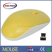 2.4g wireless mouse 1000dpi mini mouse shenzhen manufacturer