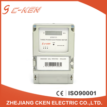 Cken Factory New counter Display single phase KWH Electric Energy Meter
