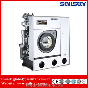 Small laundry dry cleaning machine popular in Italy and India