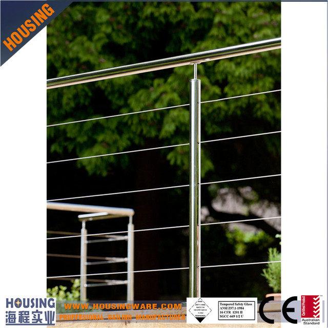 Buy Cheap China stainless steel wire handrail Products, Find China ...