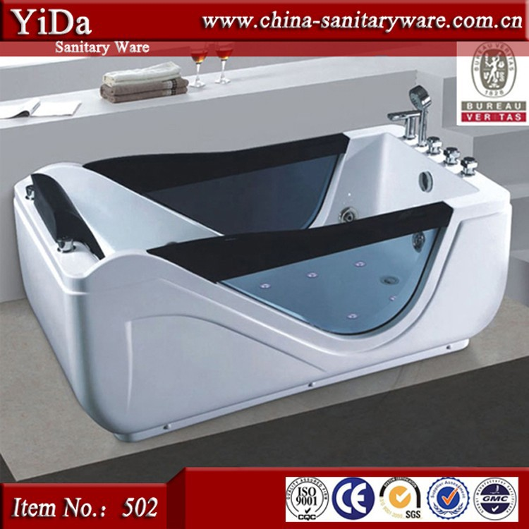Modern luxury 1 person hot tubs, 1600 bathtub sizes, bathtub for famliy massage