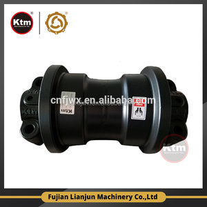 MS120-8 Excavator Spare Parts Track Roller for Mitsubishi MS120