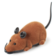 Hot sale Electronic Remote Control Rat Plush Mouse Toy for Cat Dog Kid