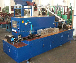 High Speed Coil Nail Making Machine