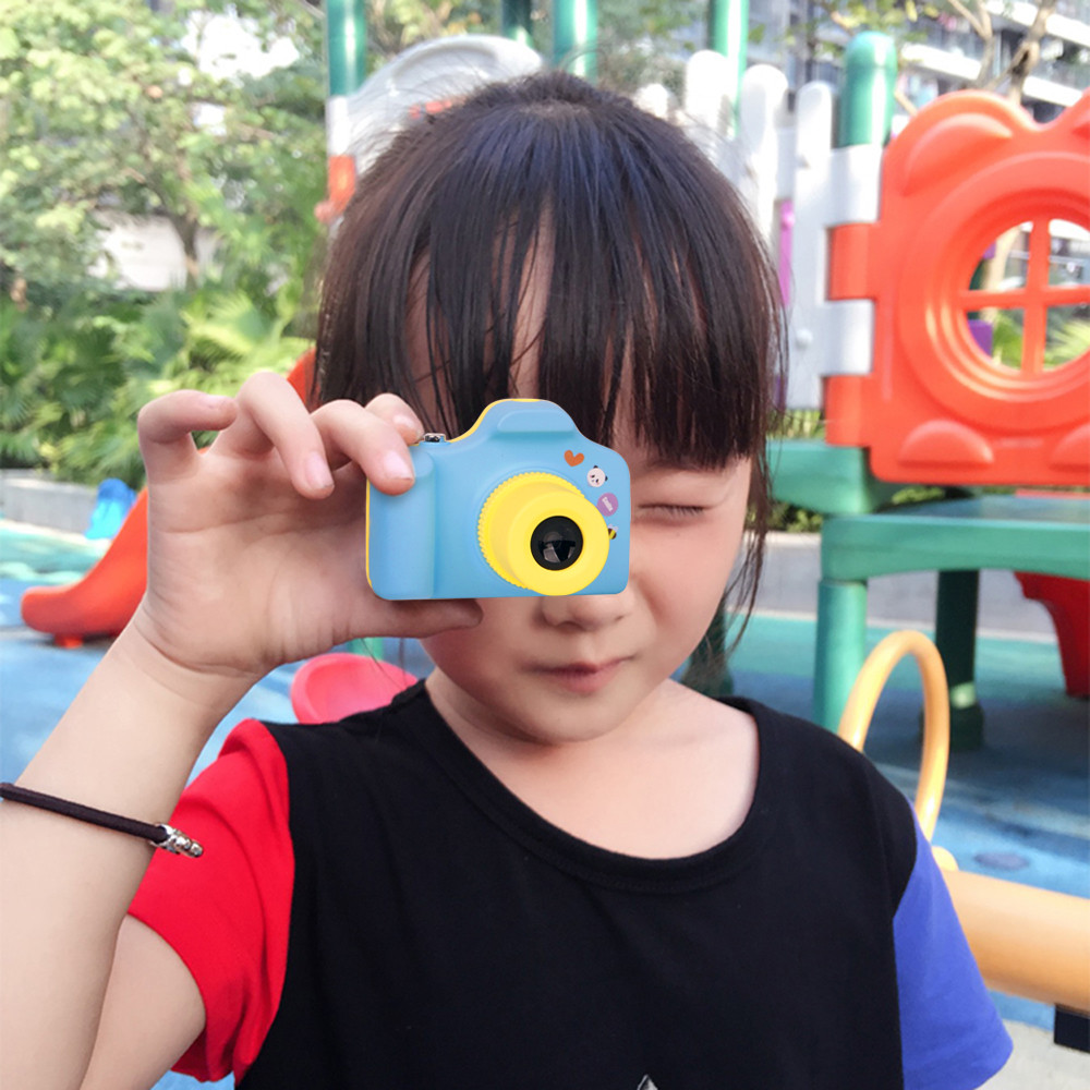 Factory OEM Cheap New Mini Digital Camera Child for Kids and for Promotion Hot Popular Kids Toy Camera for Children Gift